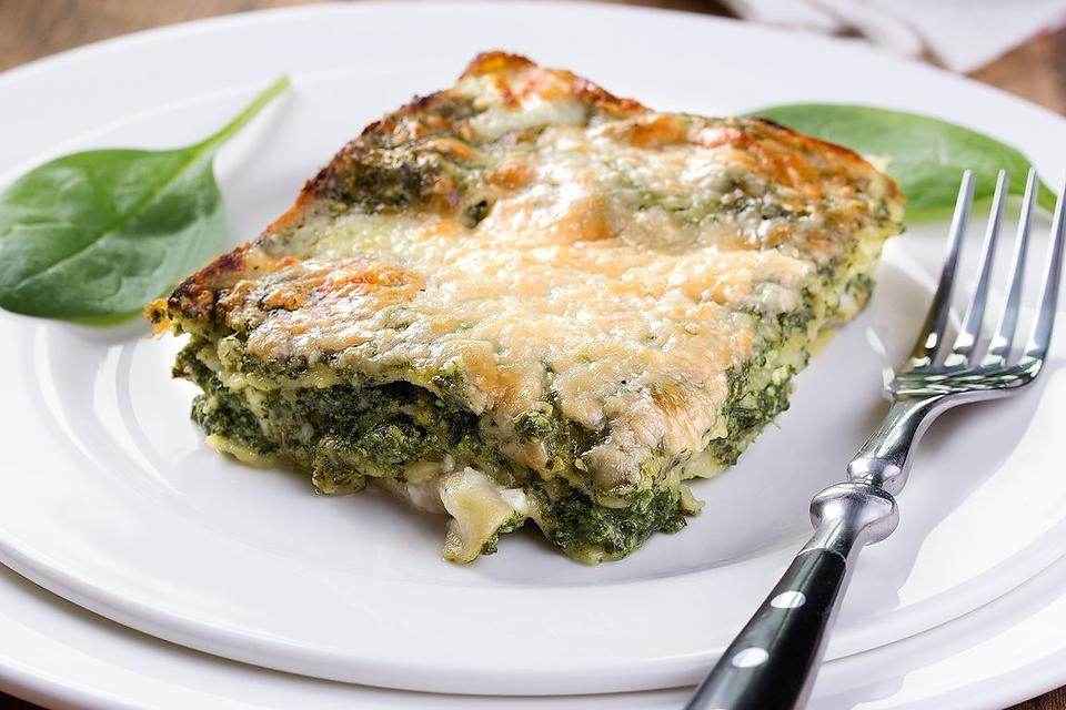 Vegetarian Lasagna Recipes: This Springtime Vegetable Lasagna Recipe Would Make Martha Proud