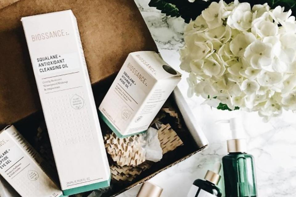 Squalane: Biossance's Sustainably Derived Squalane Makes the Perfect Gift for Aging Skin