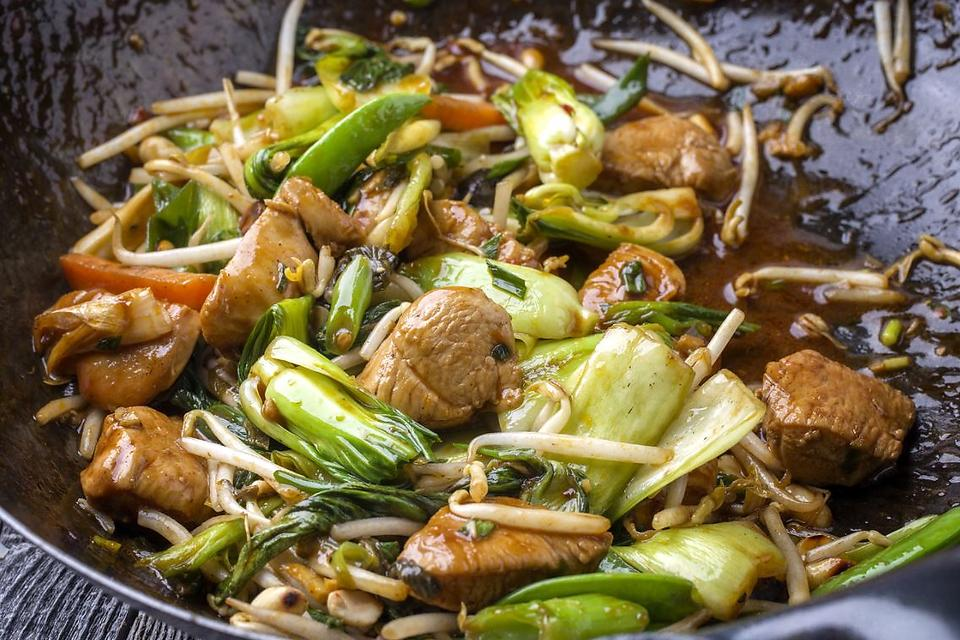20-Minute Stir-fry Chicken Recipe With Vegetables: This Easy Chicken Recipe Will Be a Family Favorite