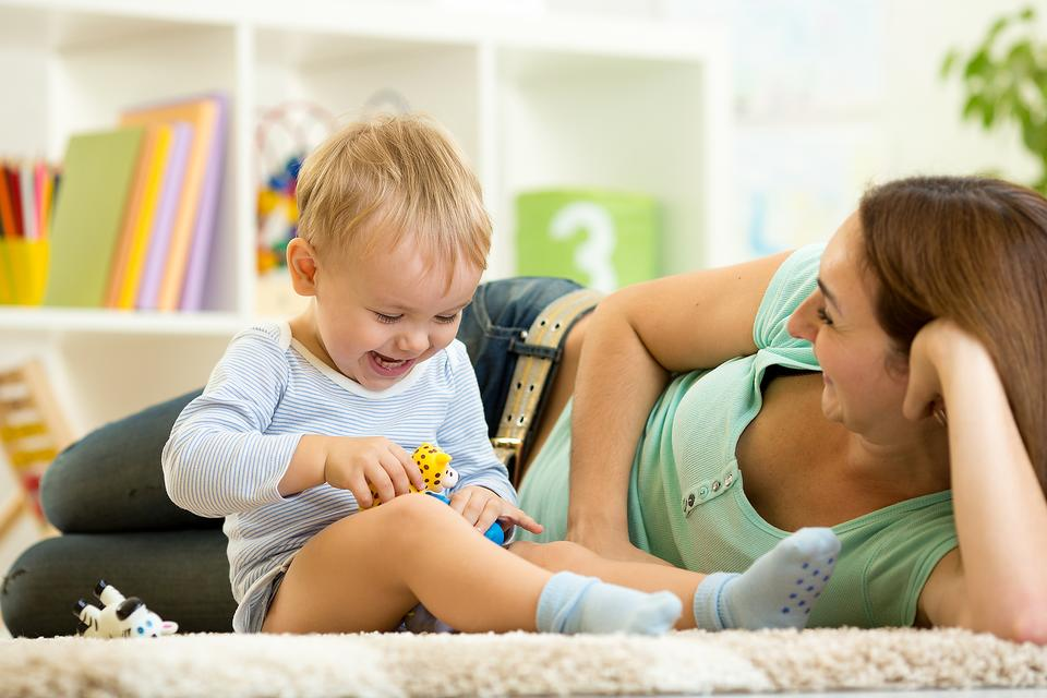 Stop the Chatter! How to Help Your Toddler Learn New Words!
