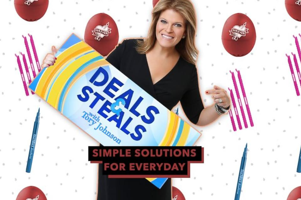 """""""Strahan and Sara"""" Deals and Steals: Save Money on Simple Solutions Every Day!"""