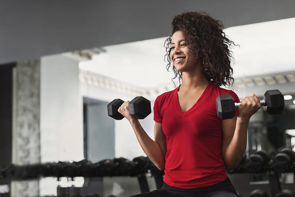 Strength Training Tips for Beginners: 5 Ways to Get the Most Out of Your Dumbbell Workouts