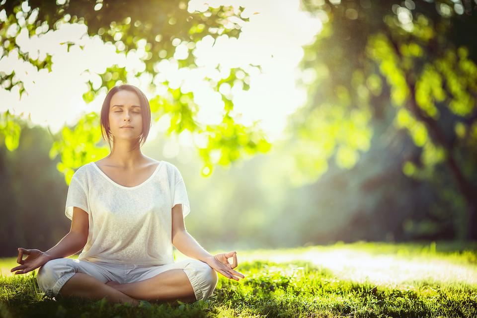 Stress Relief Now: How Meditation Changes Your Brain & Body!