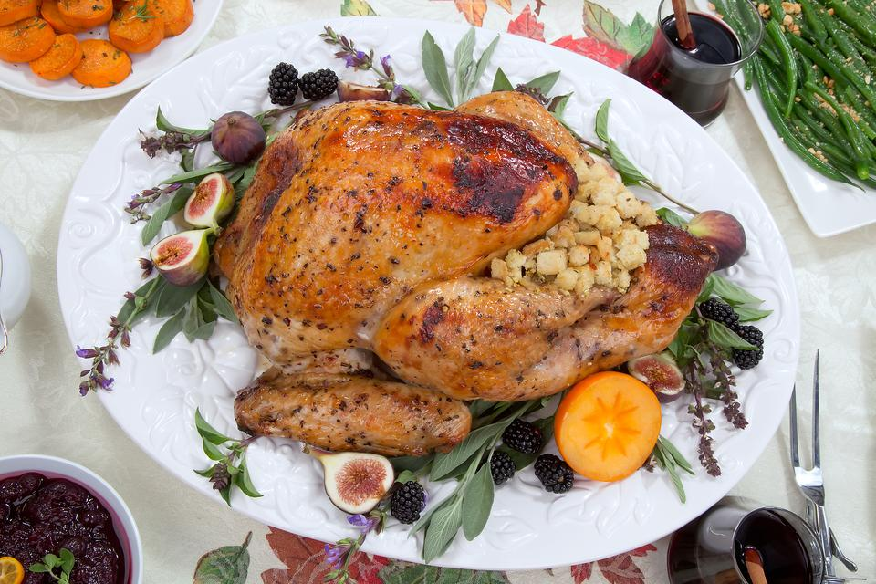 Stuffing Your Thanksgiving Turkey? 3 Tips to Help From the Turkey Experts!