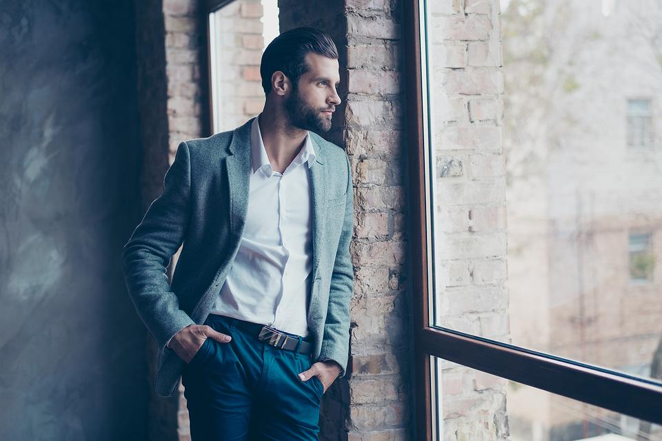 Style Tips for Men: 9 Ways to Dress Sharp (& Be a Better Man!)