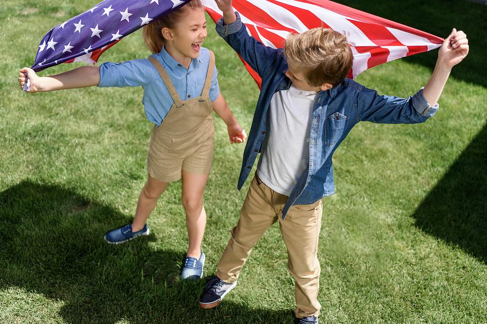 Summer Learning: Try These 4 Fun Ideas With Your Kids During the July 4th Weekend!