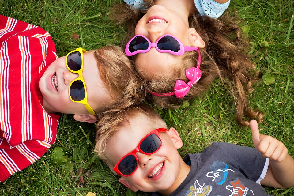 Sunglasses Aren't Just Cool - They Protect Kids' Eyes! A Must Read!