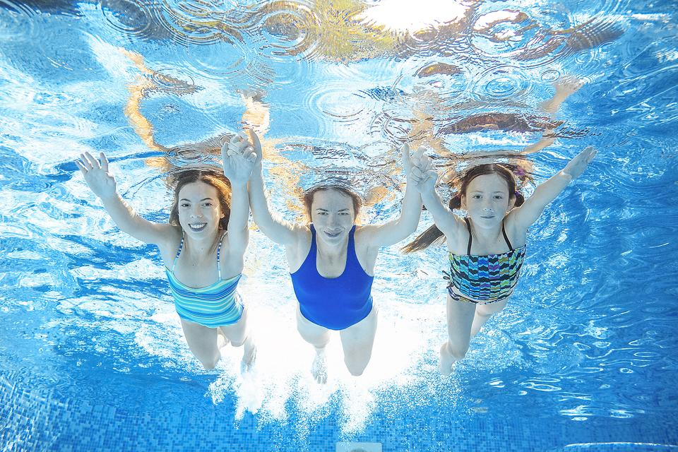 Your Kids Can Swim So They Don't Need Supervision? Think Again!