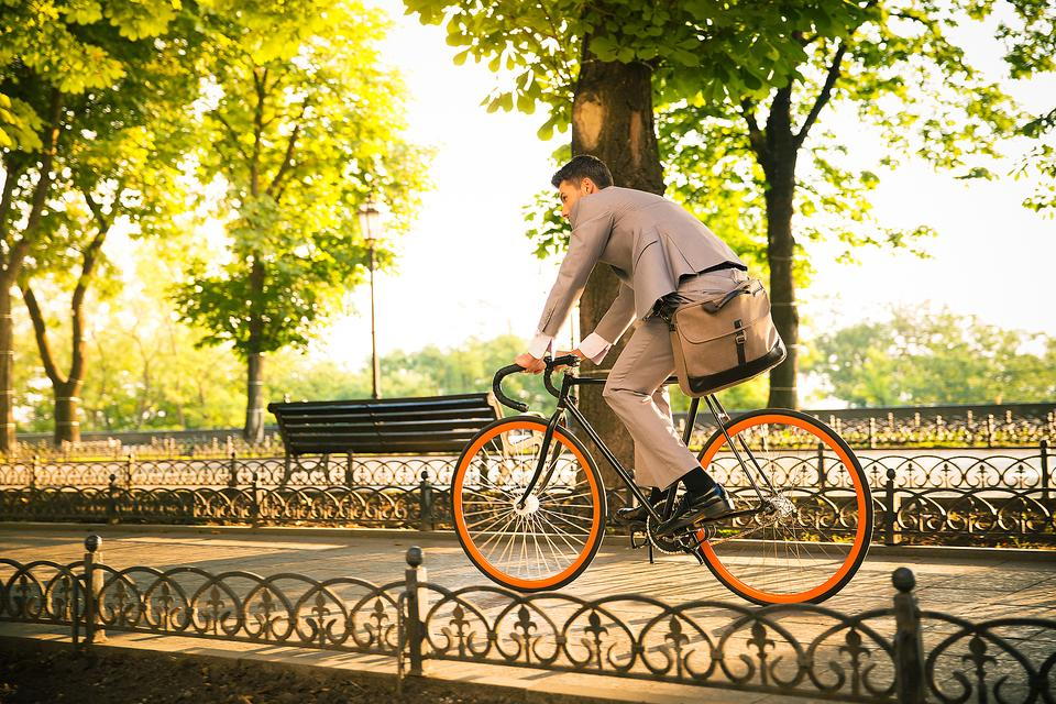 Switch to Active Commuting for Better Heart Health! Learn Why!