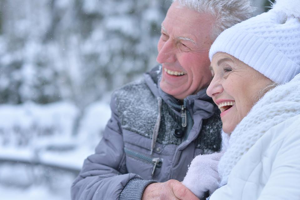 Alzheimer's & Dementia: The Alzheimer's Association Encourages Families to Plan Ahead to Avoid Winter Wandering