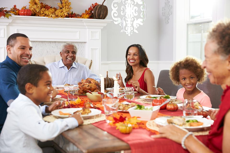 Tablescapes: Why to Put Your Kids in Charge of Your Holiday Table Decorations!