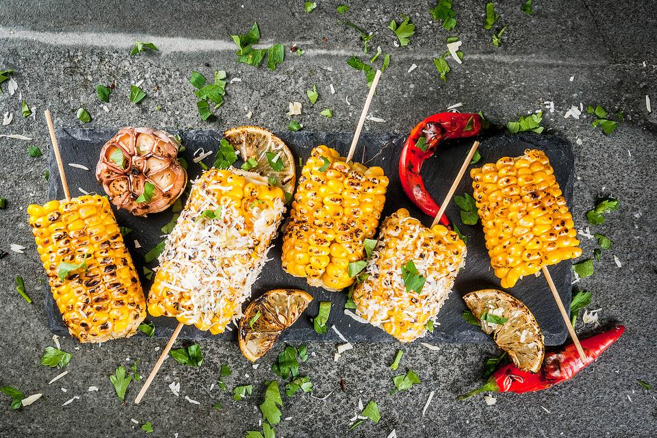 Grilled Mexican Street Corn: How to Make Corn on the Cob With Cotija, Lime & Cilantro!