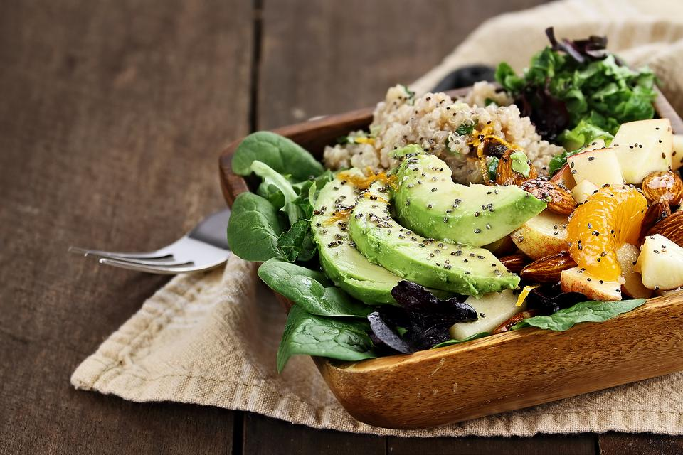Take Meatless Monday a Step Further By Having a Vegan Lunch!
