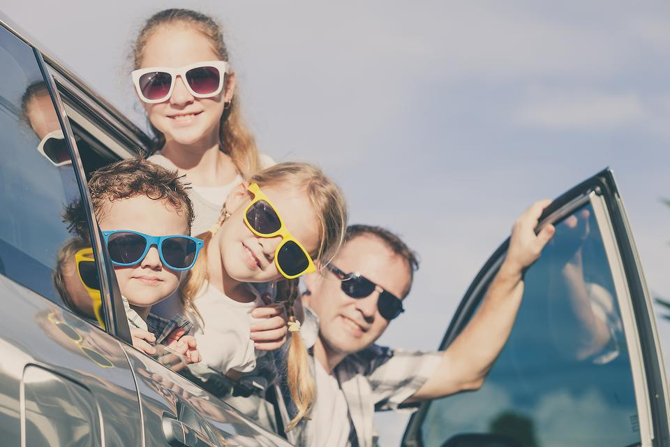 Taking a Road Trip With Kids? What You Need to Bring to Keep the Peace!