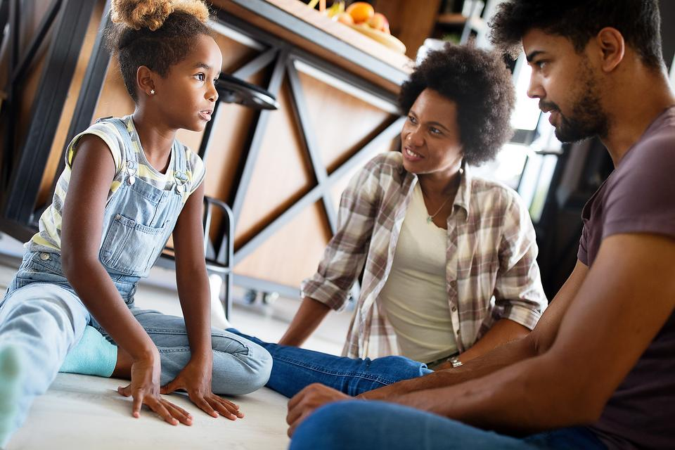 Talking to Kids About Racism & the Black Lives Matter Movement: Here Are 4 Steps to a Real Conversation About Social Justice