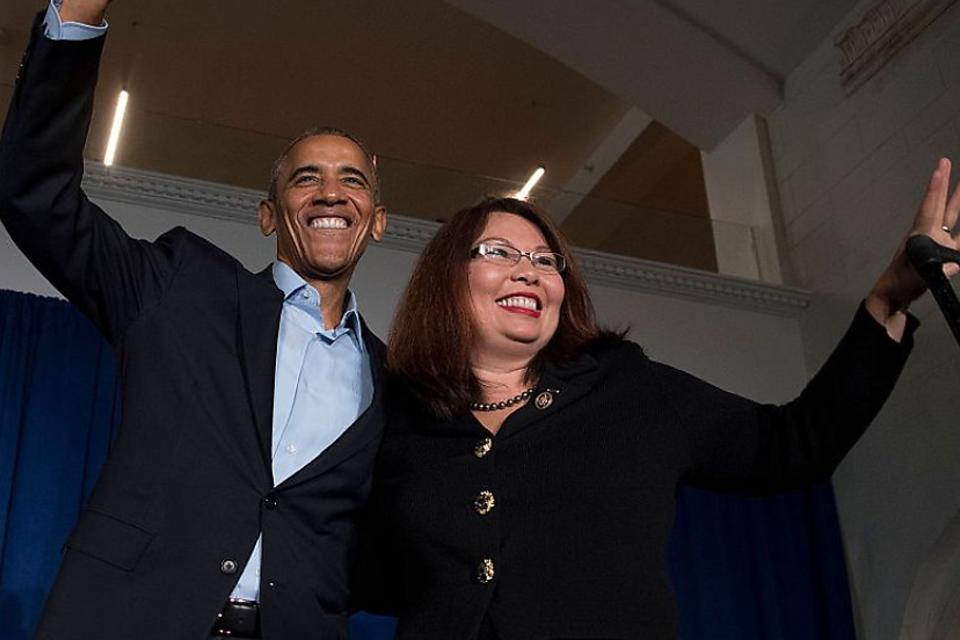 Tammy Duckworth: Breaking Barriers As a Mom, Senator & Veteran Fighting for Gender Equality