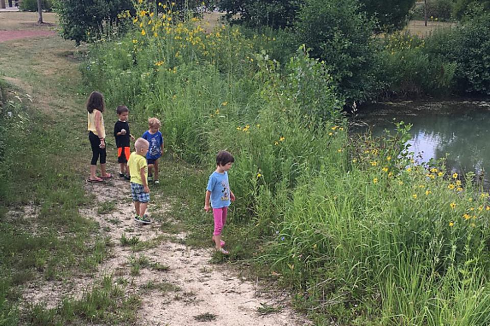 Techny Prairie Park in Northbrook, Illinois, Is Educational & Fun!