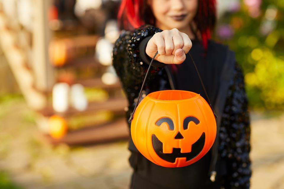 Teenagers Trick-or-Treating: Teens Should Be Able to Trick-or-Treat on Halloween Because They're Still Kids