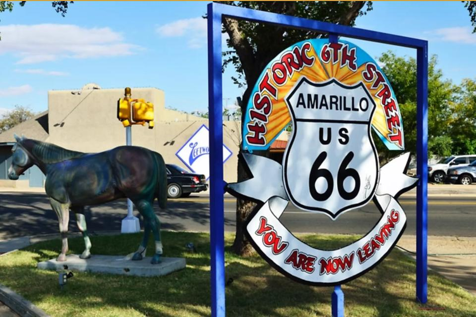 Route 66: Texas Welcomes the World to the 2018 Route 66 Festival