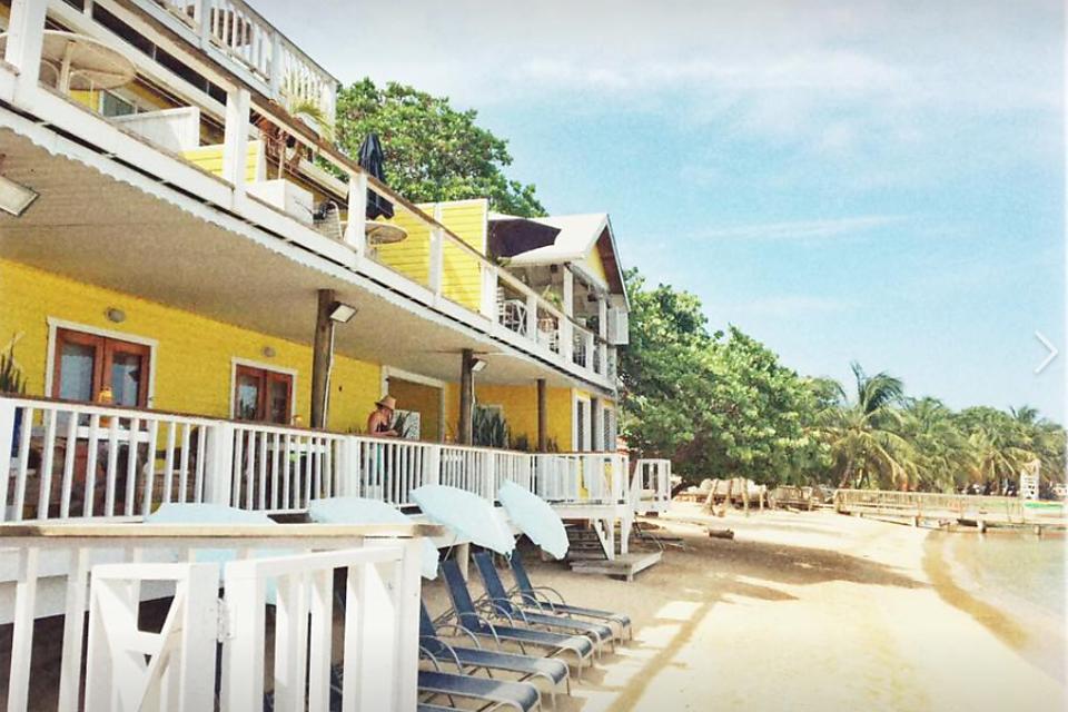 The Beach House in Roatán: Finding a Place Like Home in Honduras
