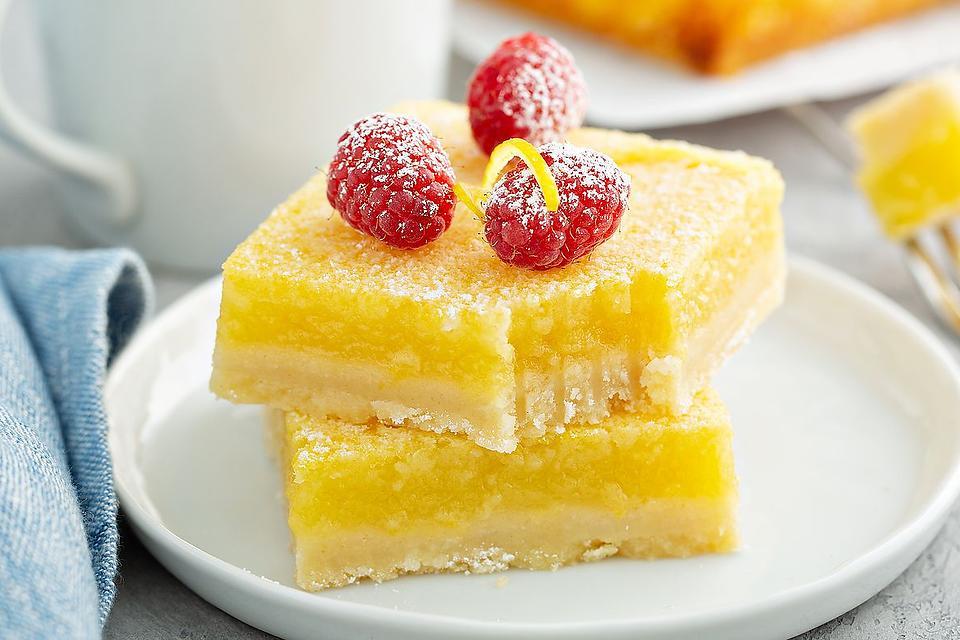 The Best Lemon Bars Recipe: Pucker Up for a Bite of These Tart, Luscious Lemon Bars