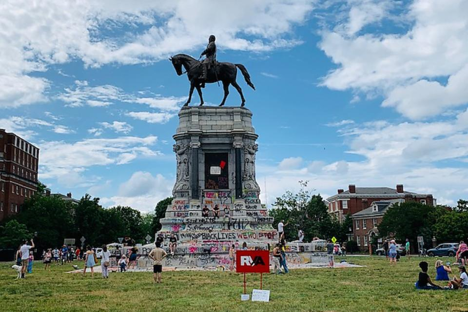 The Changing World Is Your History Book: Why I Took My White Kids to See a Confederate Monument