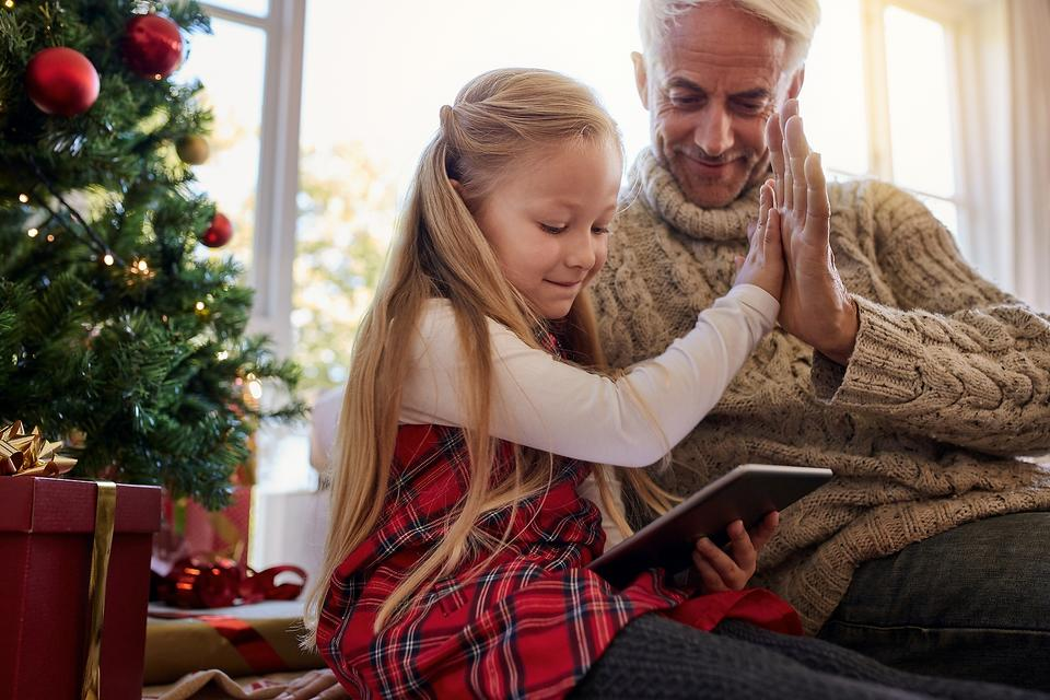 The Girls Scouts Remind Parents: Girls Don't Owe Anyone a Hug, Not Even During the Holidays