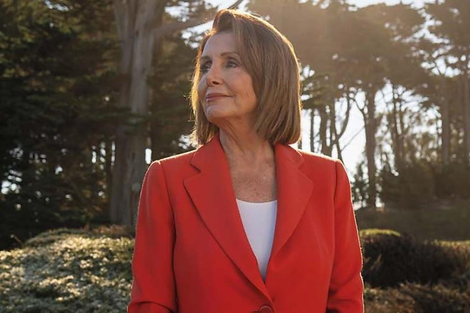 Nancy Pelosi & Olivia Wilde Talk Media, 2020 Election, America's Attitude Toward Women & More
