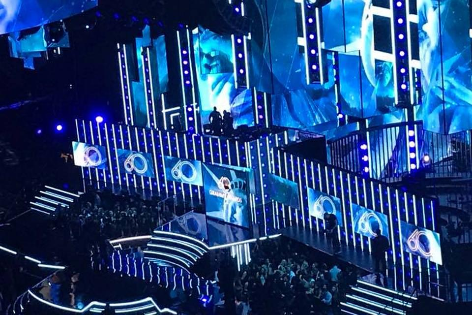 The Inspiring Music of the Grammy® Awards: Here's a 30Seconds Contributor's Live Experience!