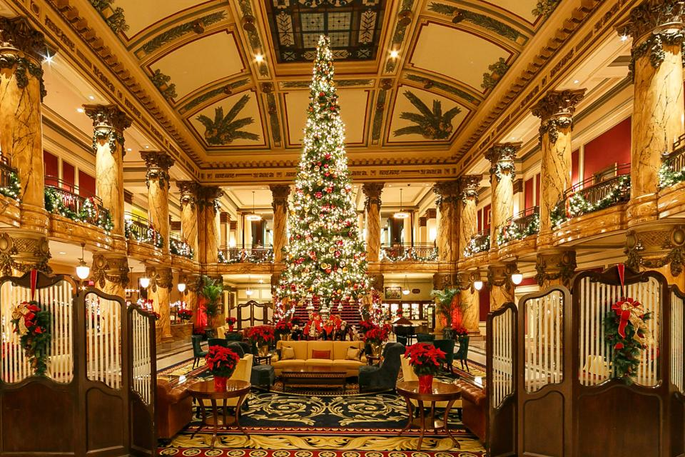 The Jefferson Hotel: Holiday Traditions & a Wedding Proposal in the Heart of Richmond, Virginia