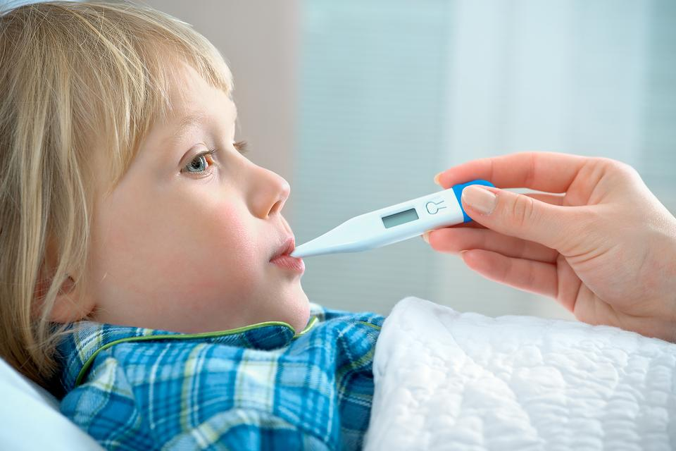 The Most Accurate Way to Take Your Child's Temperature? Find Out!