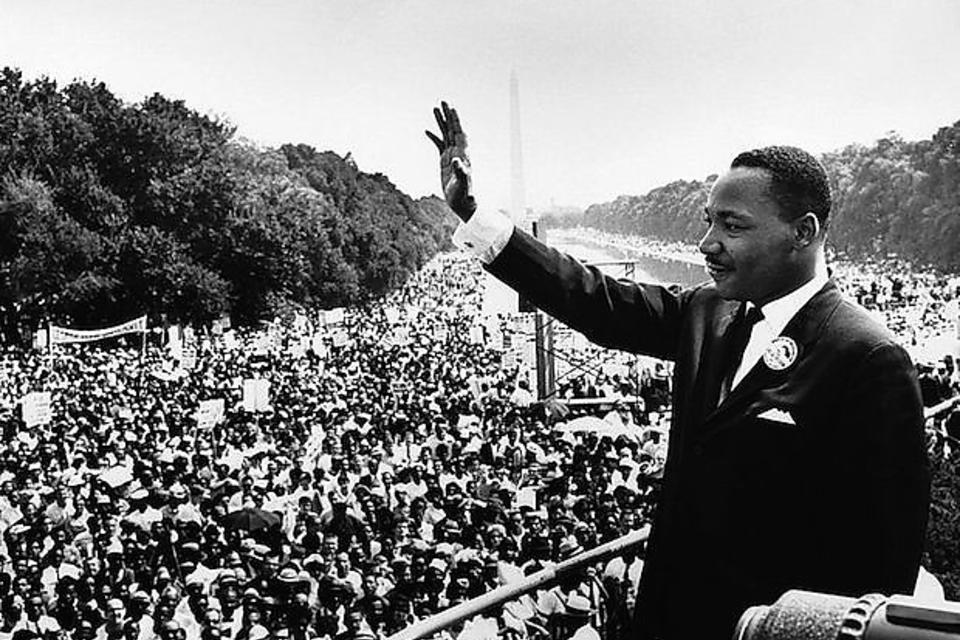 Martin Luther King Jr. Day: The Power of Forgiveness, by Martin Luther King, Jr.