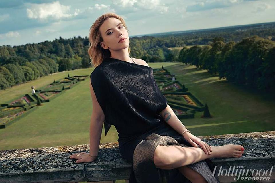 How Scarlett Johansson Really Feels: Two Hot Films, Her Marvel Future, Woody Allen & a Pick for President