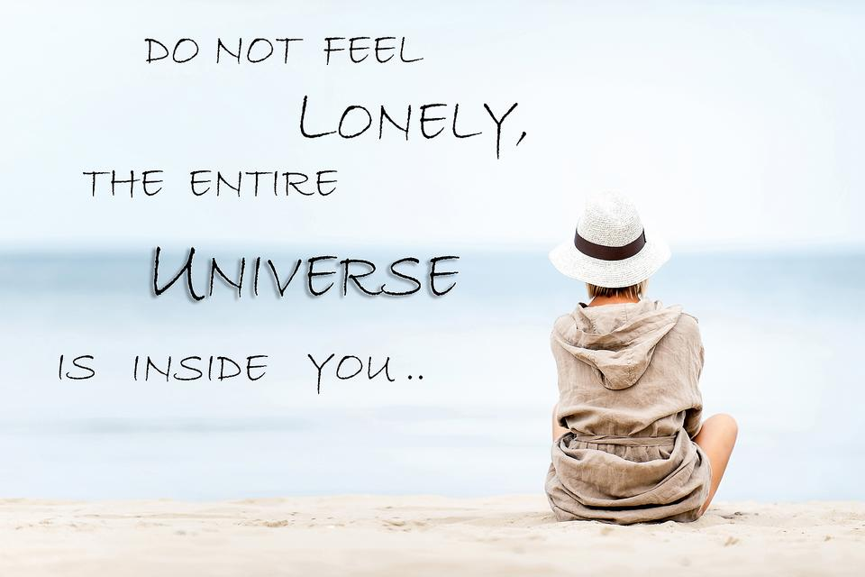 Emotional & Spiritual Growth: Here's Why the Entire Universe Is Inside of You!