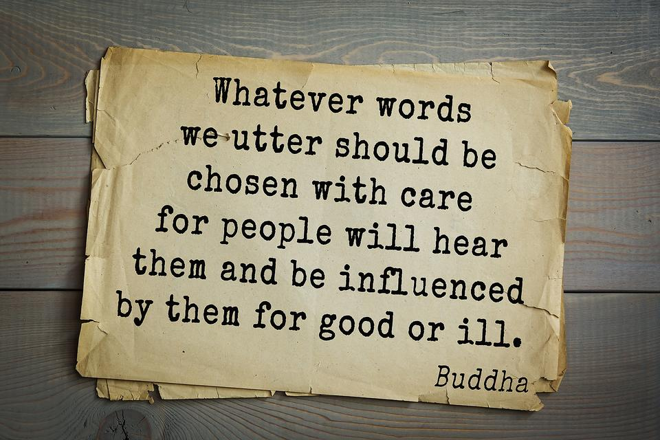 Your Thoughts & Words Matter: 3 Steps to Help Choose Them More Wisely!