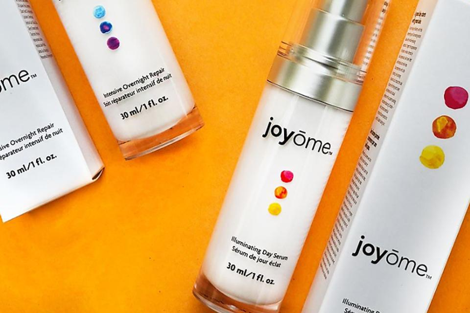 Joyōme Skin Care: There's New Science Behind  Your Skin's Microbiome & the Aging Process