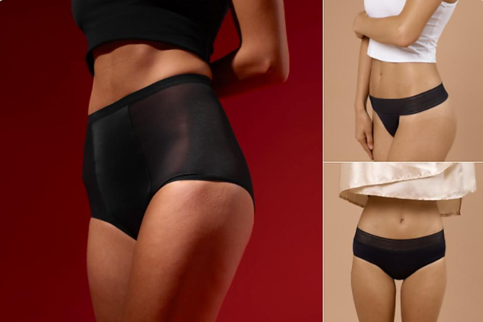 Thinx Rethinks Period Underwear (They're a Game Changer)!