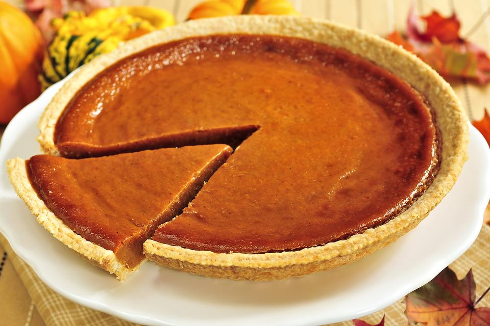 Dairy-free Desserts: Ditch the Dairy This Thanksgiving With This Dairy-free Pumpkin Pie Recipe