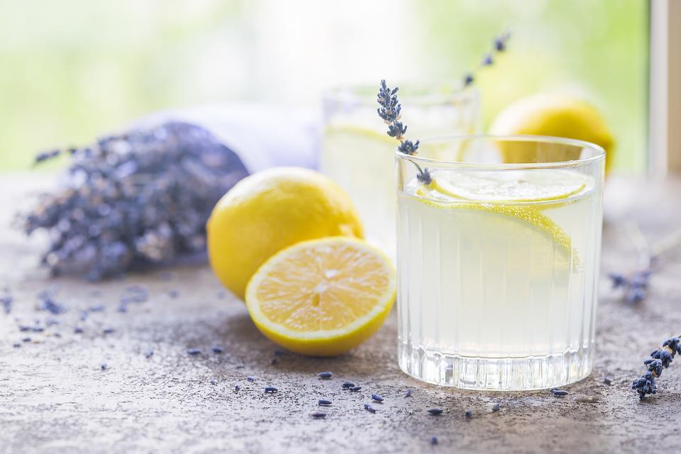 This Lavender Lemonade Recipe Is a Soothing & Refreshing Summer Sip
