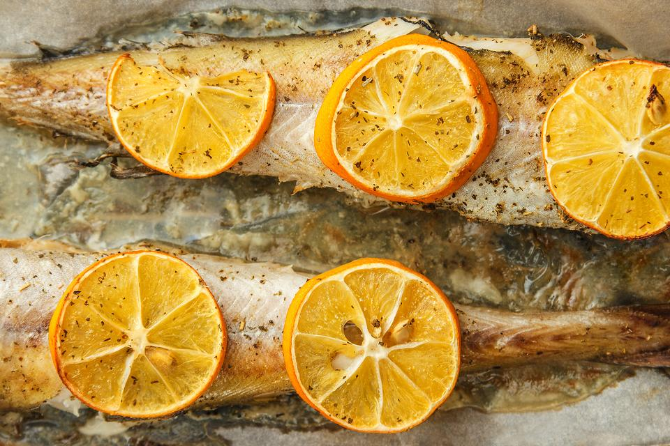 Mediterranean Fish Recipe: This Orange Baked Fish Recipe Is a Healthy Ending to Your Day