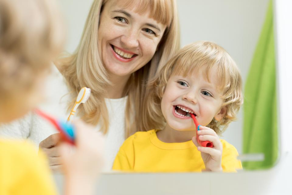 Kids & Dental Health: How to Care for Your Child's Teeth at Every Age!