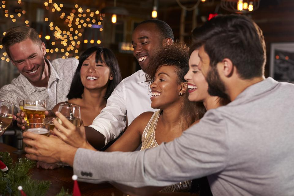 'Tis the Season for Hangovers: 5 Ways to Help Prevent a Holiday Hangover!