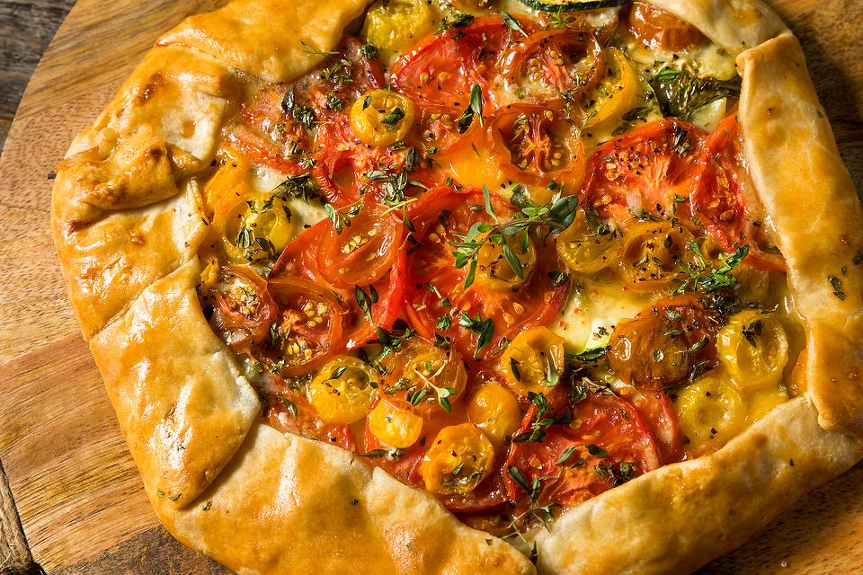 Easy Tomato Galette Recipe: Try This Creative Tomato Recipe for Your Summer Tomato Crop