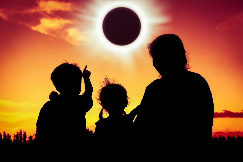 Solar Eclipse: Use the Anticipated Event to Stand Still & Reflect