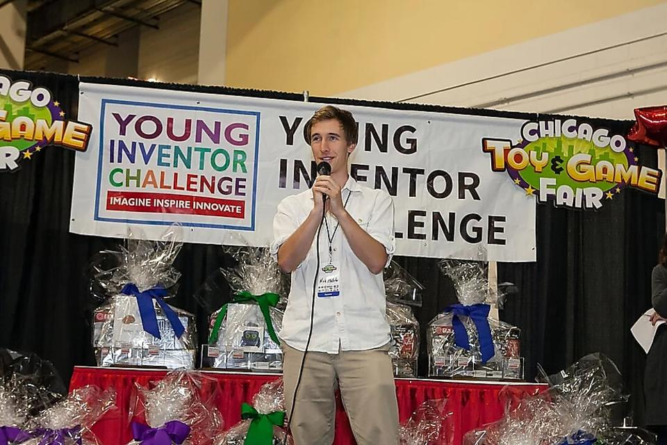 Toy & Game Young Inventor Spring Challenge: Chicago Toy & Game Fair (CHITAG) Is Calling All Kid Inventors!