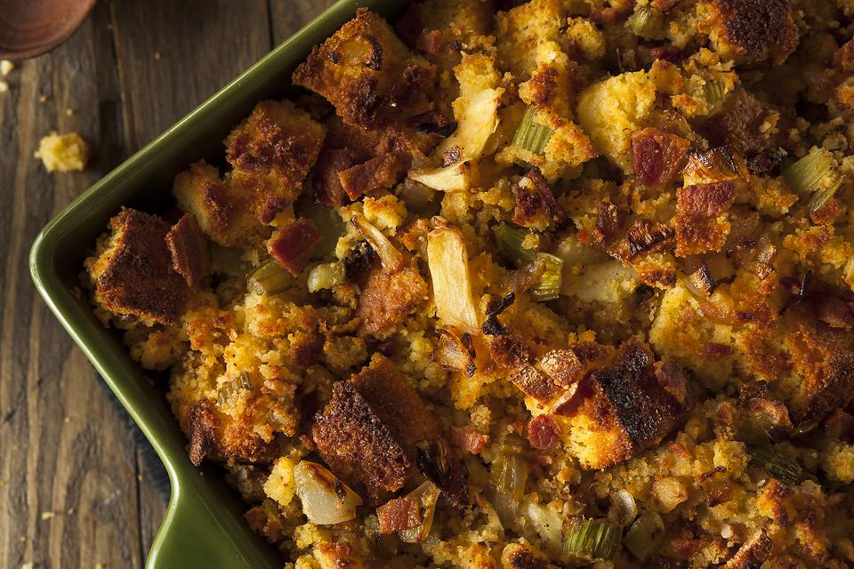 Traditional Bread Stuffing for Thanksgiving: Here's Your Go-To Recipe for the Holiday Season