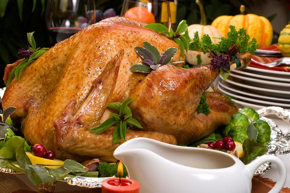 Turkey Cooking Tips: 5 Steps to Help You Roast the Perfect Thanksgiving Turkey!