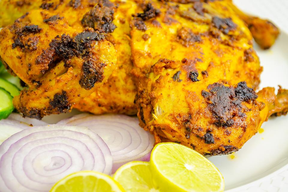 Turmeric Chicken Recipe: This Easy Turmeric Grilled Chicken Thighs Recipe Is Healthy Eating Done Right
