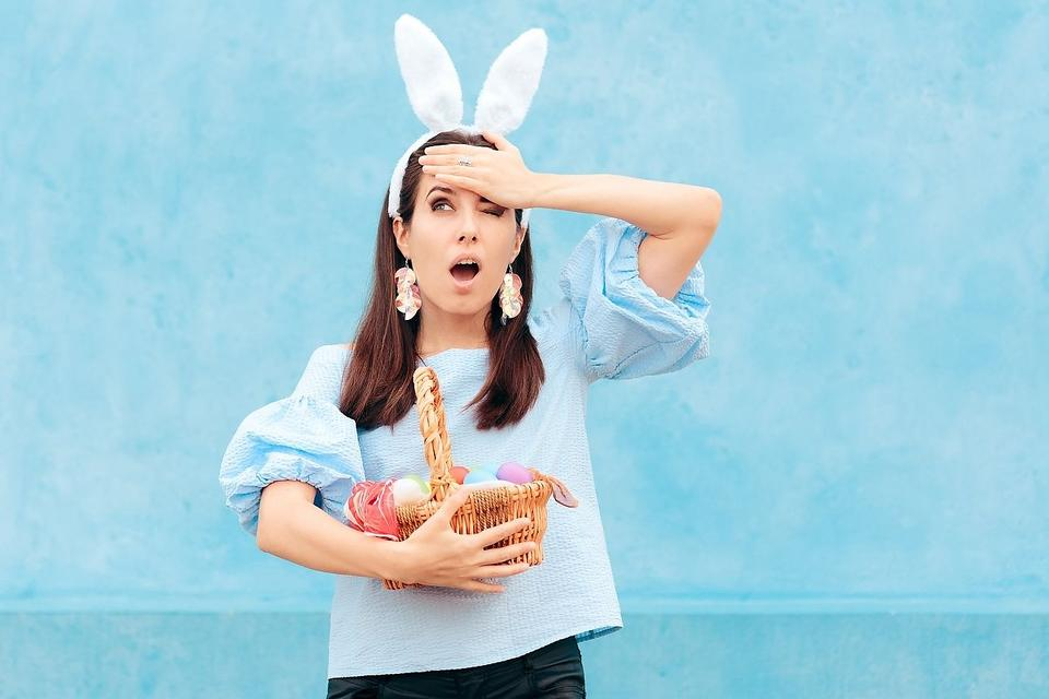 'Twas the Night Before Easter: 6 Sanity-Saving Tips for Egg Hunts From a Mom Who's Been There
