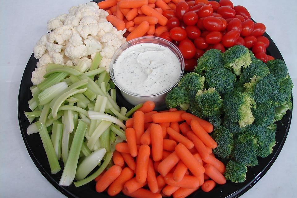 Veggie Trays Are for More Than Just Parties! Try This Hack!